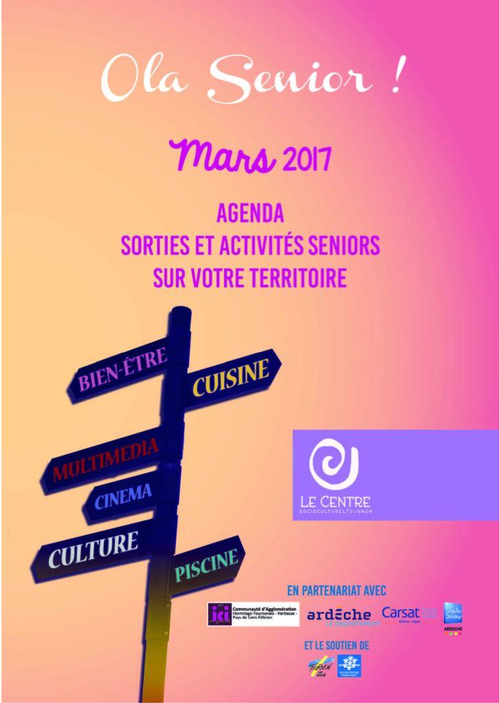 programme-mars-senior centre socioculturel tournon