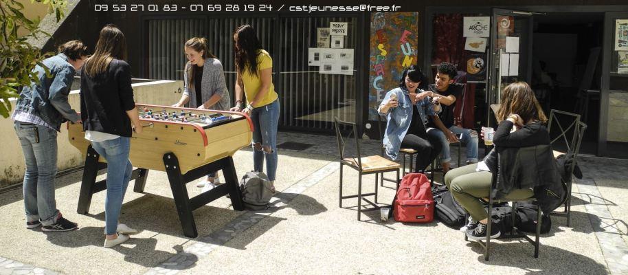 Espace jeunesse Centre socioculturel de tournon