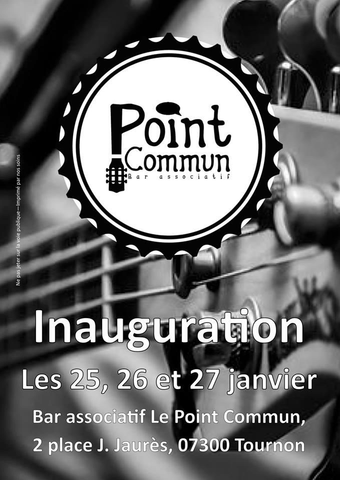 inauguration point commun bar associatif tournon sur rhon centre socioculturel