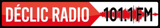 Logo déclic radio tournon sur rhone centre socioculturel tournon