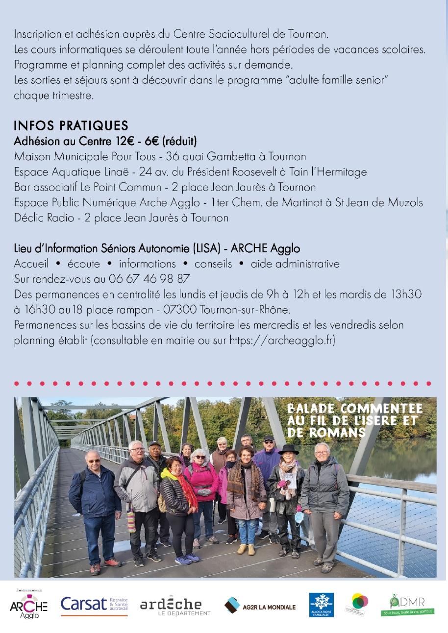 Programme Senior web3
